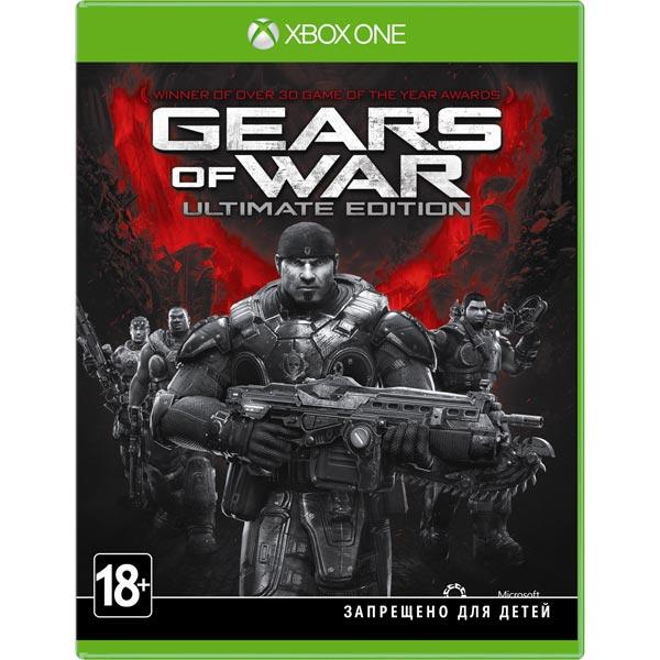 Игра Gears of War Ultimate Edition