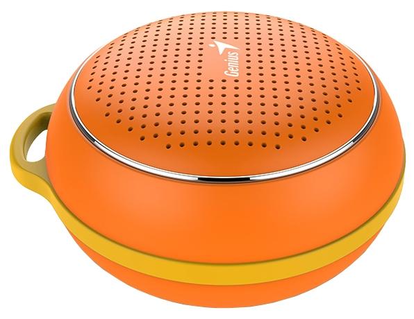 Портативная АС Genius SP-906BT orange 31731072103