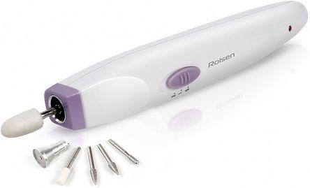 Набор маникюрный Rolsen RM1520 White/ Purple RM1520 белый/фиолетовый