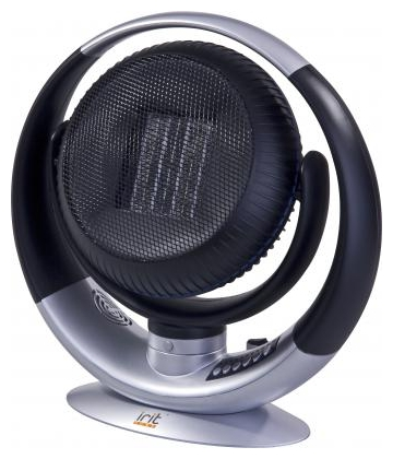Термовентилятор Irit IR-6040 black/grey IR-6040 черный/серый