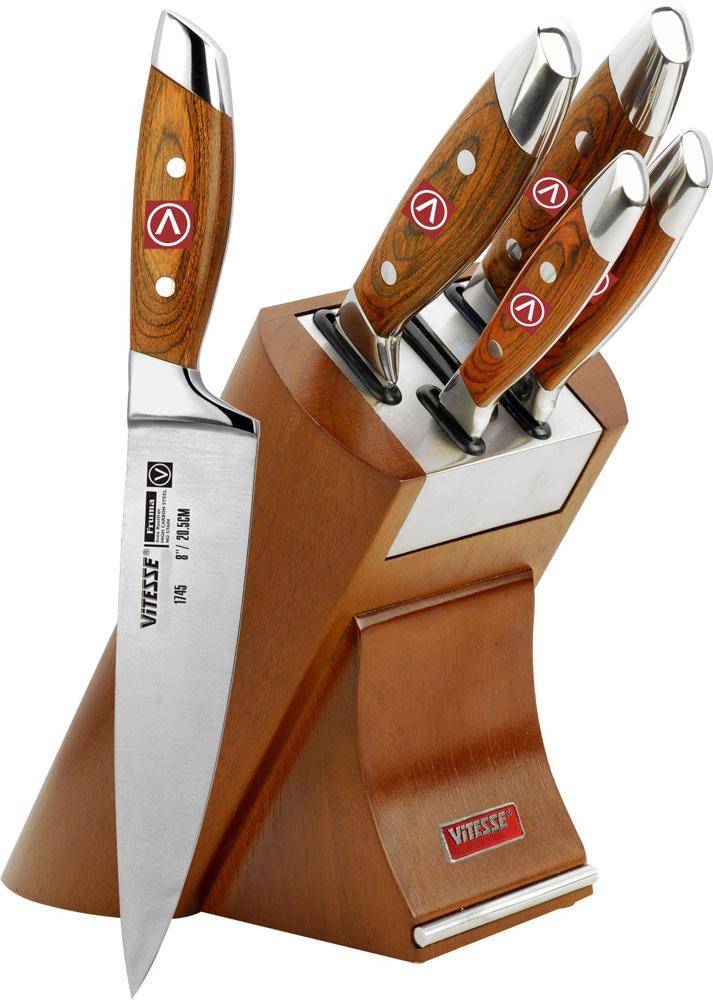 Набор ножей VITESSE VS-1745 (6 предметов)