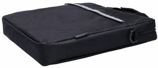 """PC PET PCP-1002 Black - (сумка; под диагональ экрана 15.6""""; синтетический (полиэстер). Цвет черный. • Отделения:, внешн. есть.)"""