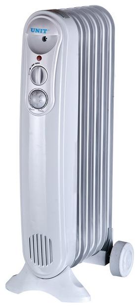 Радиатор масляный Unit UOR-515 UOR-515 (5 секций)