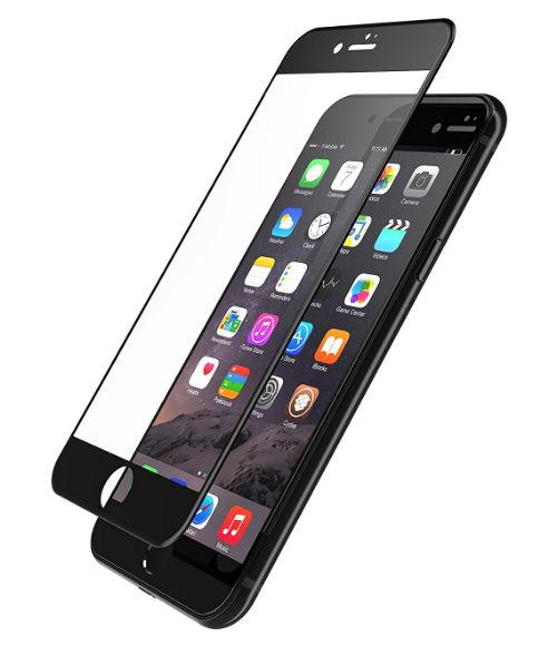 ������ �������� Aiwo ��� Apple iPhone 7 Plus, 2.5D, Black UPG1045862