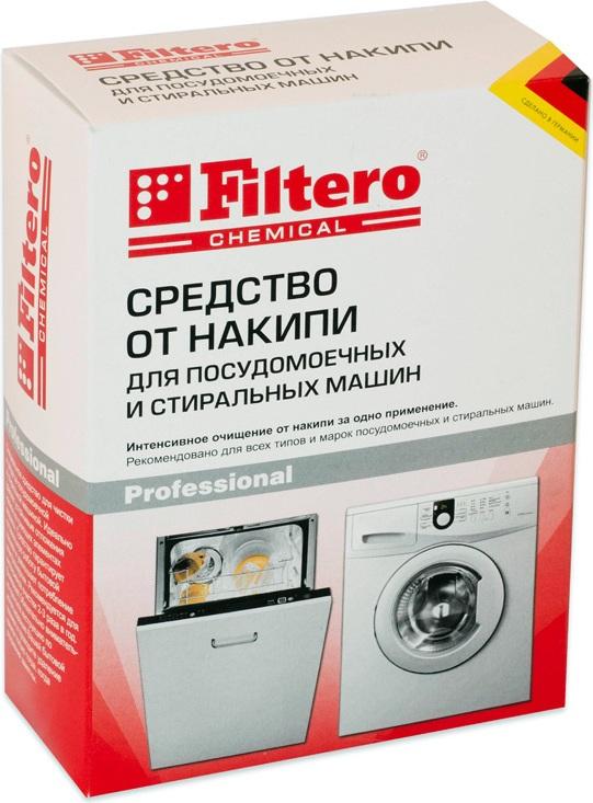 Чистящее средство Filtero Очиститель от накипи АРТ-601 АРТ.601