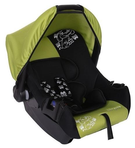 Baby Care BC-322 Люкс Слоник green