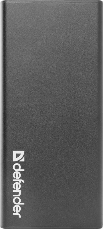 Аккумуляторная батарея Defender Lavita 10000 2USB, 10000 mAh, 2A+1A 83634
