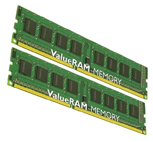 Оперативная память Kingston KVR16N11S8K2/8