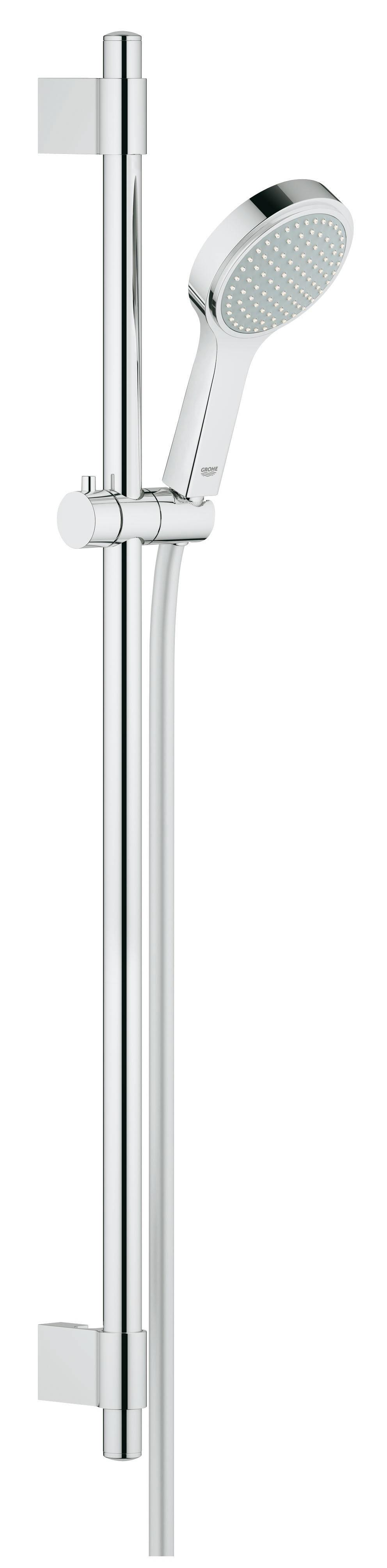 Grohe 27755000 Power&Soul Cosmopolitan 115 (ручной душ, штанга 900 мм, шланг 1750 мм), хром