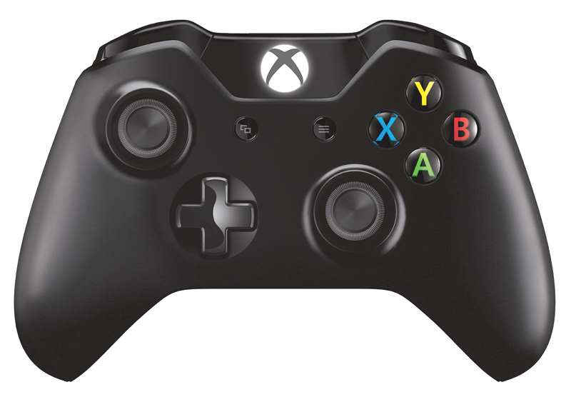 Геймпад Microsoft Xbox One Controller for Windows 7MN-00002