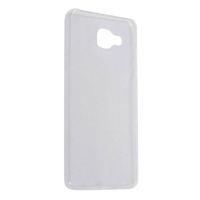 Накладка SkinBox slim silicone для Samsung Galaxy A5 (2016) Прозрачная