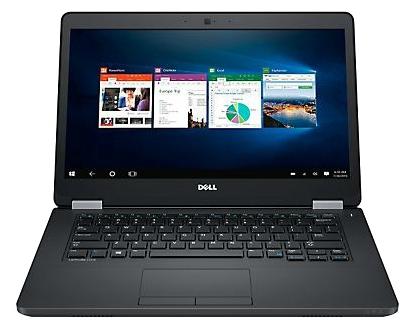 Dell Latitude E5470 (5470-5704), Black - (Intel Core i5 6200U / 2.30 - 2.80 ГГц. Экран 14 дюймов, 1366x768, широкоформатный. ОЗУ 4096 Мб. Накопители ; DVD нет. GPU Intel HD Graphics 520. ОС Windows 10 Professional)