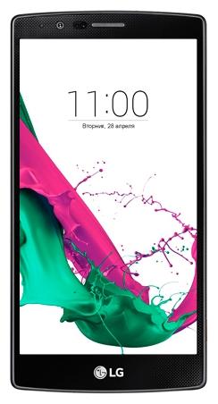 LG G4 H818, Brown - (Android 5.1; GSM 900/1800/1900, 3G, 4G LTE; SIM-карт 2; Qualcomm Snapdragon 808, 1800 МГц; RAM 3 Гб; ROM 32 Гб; 3000 мАч; 16 млн пикс., светодиодная вспышка; есть, 8 млн пикс.; датчики - освещенности, приближения, гироскоп, компас, барометр)