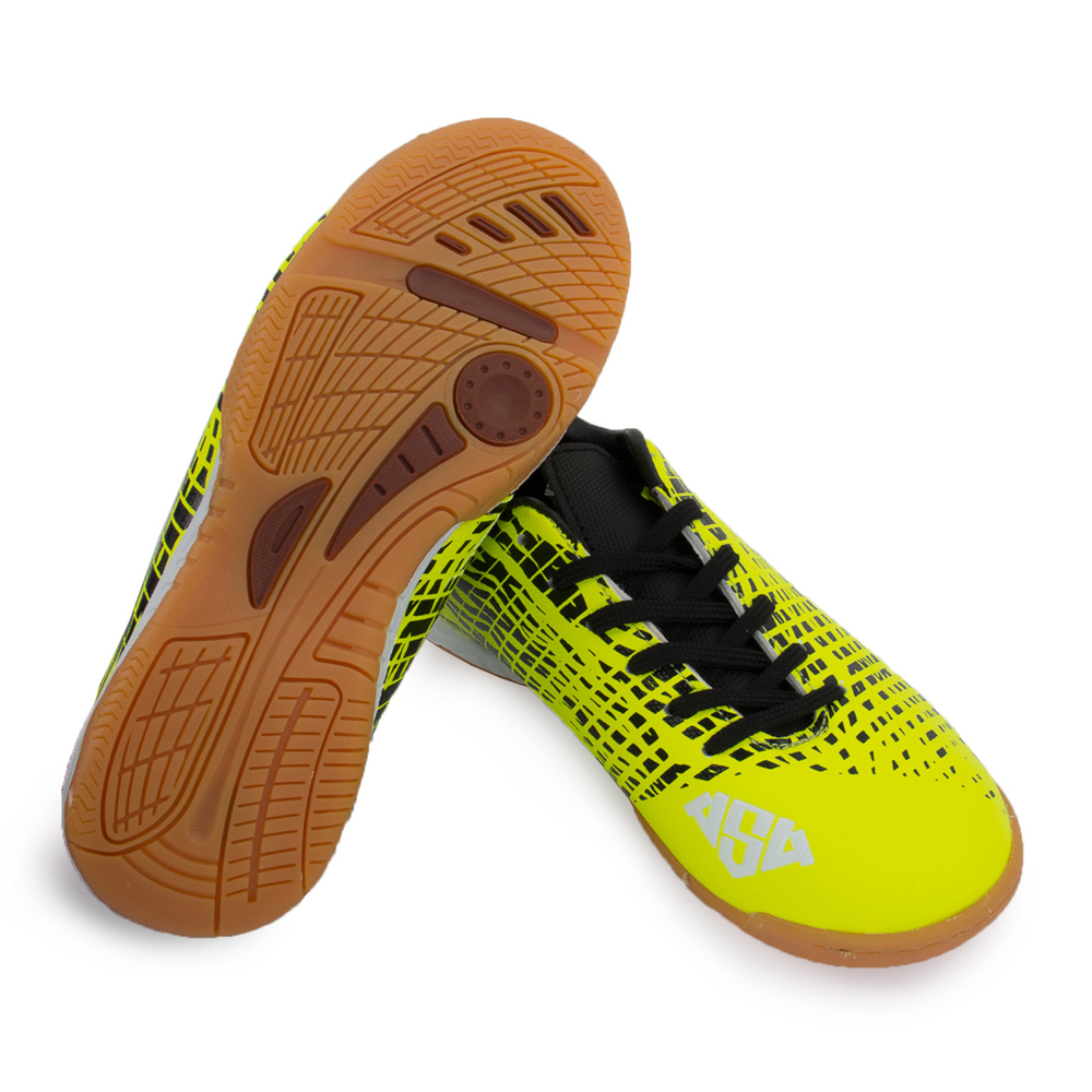 AS4 Furia indoor standard (р.36) lime/black