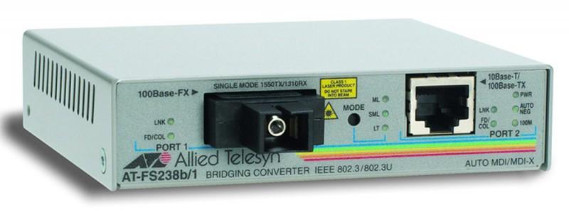Медиаконвертер Allied Telesis AT-FS238B/1-60