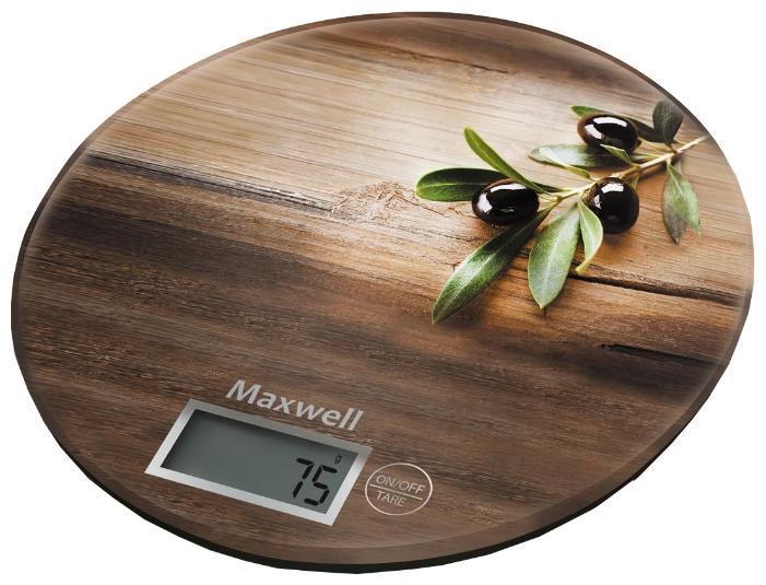 Весы кухонные Maxwell MW-1460 BN
