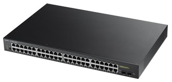 Коммутатор ZyXEL GS1900-48HP
