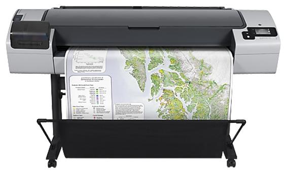������� HP Designjet T795 cr649c