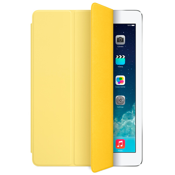 Чехол-книжка Apple Air Smart для Apple iPad Air и Air 2, Yellow MF057ZM/A