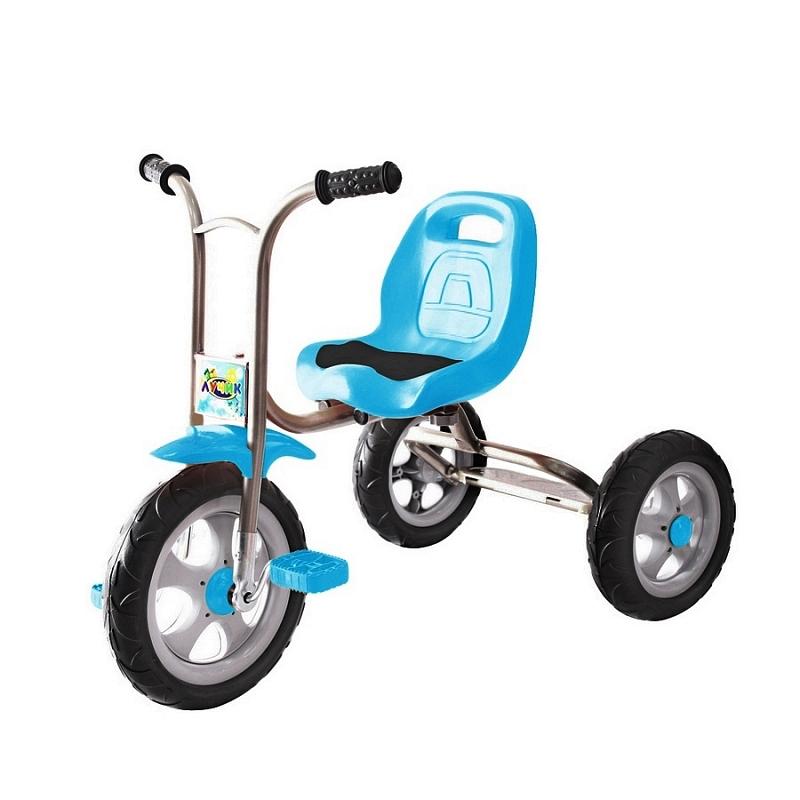 Велосипед трехколесный RT Galaxy Лучик Синий