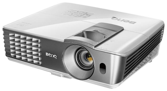 BENQ W1070 - (DLP, 1920x1080 (Full HD), 2000 люмен, 10000:1, поддержка 3D: есть)