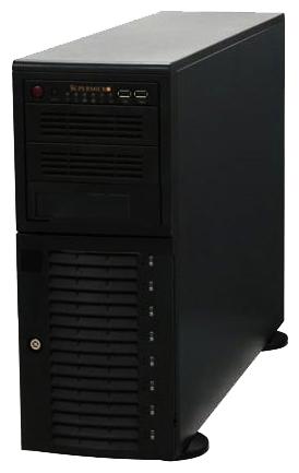 Корпус для компьютера Supermicro SC743TQ-865B-SQ (CSE-743TQ-865B-SQ)