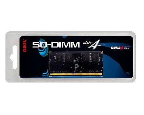 ����������� ������ GeIL GS48GB2133C15S, 8Gb, DDR4 SO-DIMM, 2133MHz, CL15