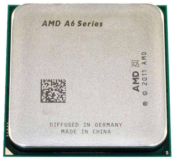 AMD A6-6400K Richland (FM2, L2 1024Kb) OEM - FM2; Richland; ядер 2; 32 нм; 3900 МГц; L1 48 Кб; L2 1024 Кб; TDP 65 Вт • HD 8470D, 800