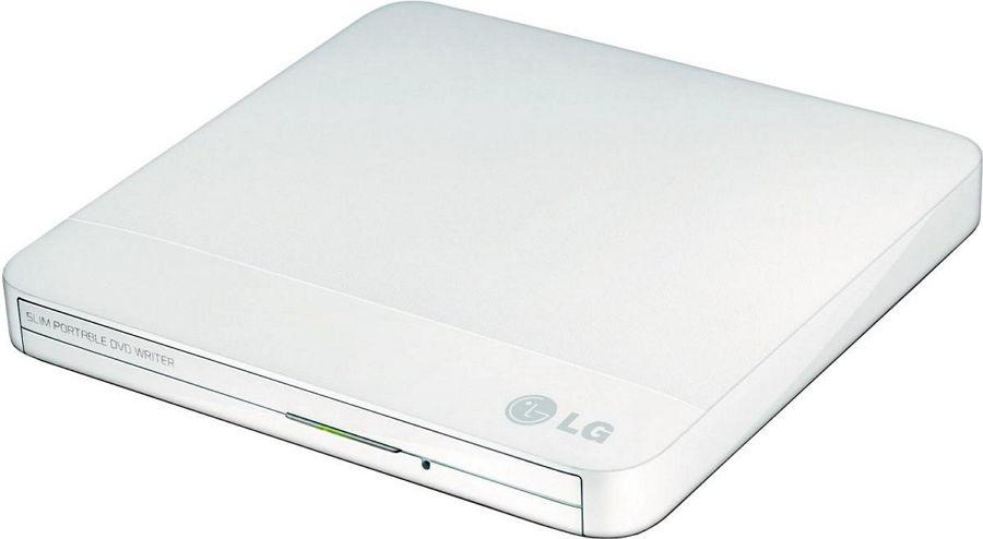 Внешний оптический привод LG GP50NB41 White GP50NW41
