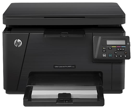 HP Color LaserJet Pro MFP M176n картридж profiline pl cf212a 131a 731 для laserjet pro 200 m251 mfp m276 hp 618 1800 стр желтый