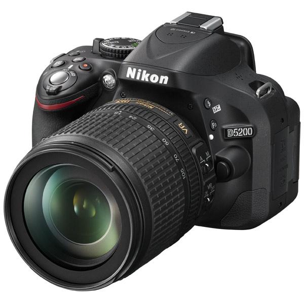 ����������� Nikon D5200 KitT+18-105 VR BLACK