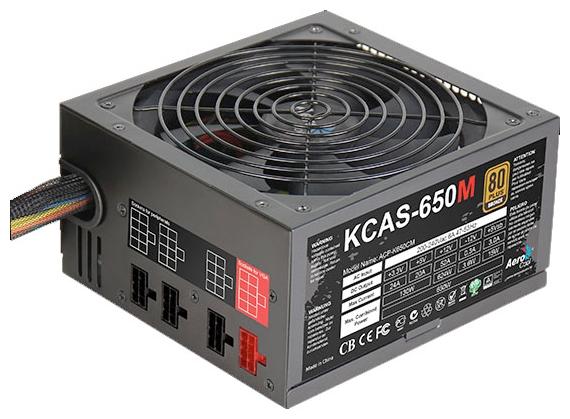���� ������� AeroCool KCAS-650M 650W
