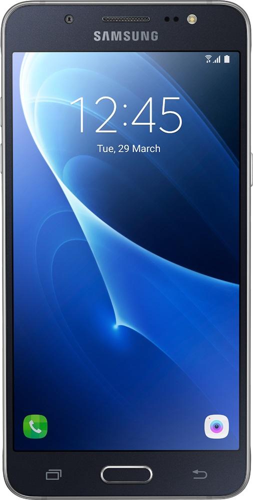 Samsung Galaxy J5 (2016) SM-J510F/DS - (; GSM 900/1800/1900, 3G, 4G LTE; SIM-карт 2; 1200 МГц; RAM 2 Гб; ROM 16 Гб; ; 13 млн пикс., светодиодная вспышка (фронтальная и тыльная); есть, 5 млн пикс.; датчики - освещенности, приближения)