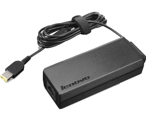 Lenovo ThinkPad 90W AC Adapter for X1 Carbon (slim tip) - ; 90 Вт; бытовая электросеть • Совместимость: ThinkPad X1 Carbon Ultrabook