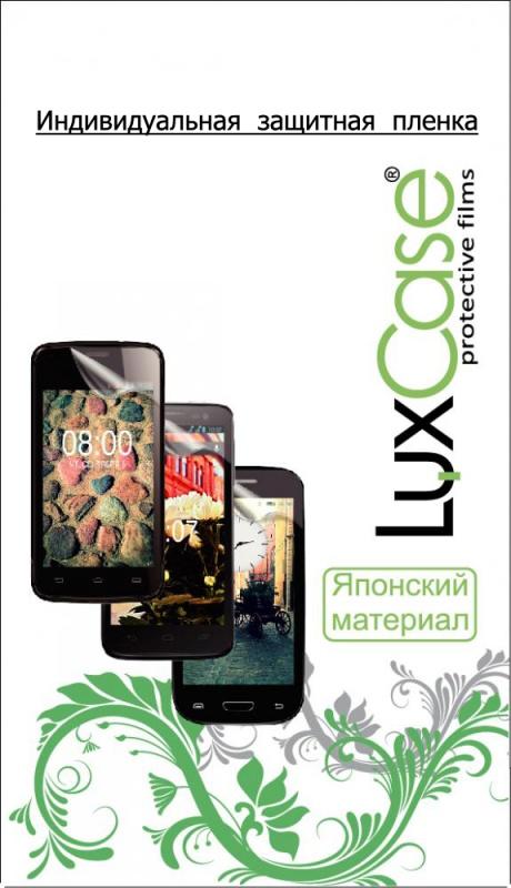 Защитная пленка LuxCase для Huawei Honor 5C (Суперпрозрачная)