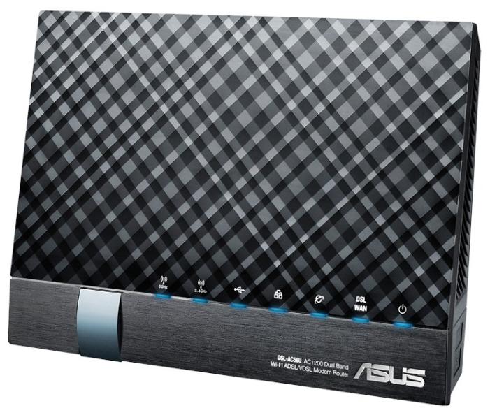 ADSL-маршрутизатор Asus DSL-AC56U