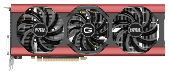 ���������� Gainward GeForce GTX 980 Ti 1000Mhz PCI-E 3.0 6144Mb 7000Mhz 384 bit DVI HDMI HDCP Phoenix 3484