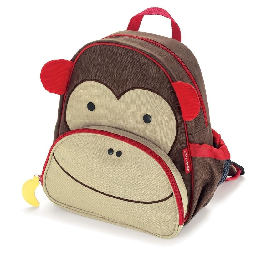 Skip Hop Zoo Pack Monkey