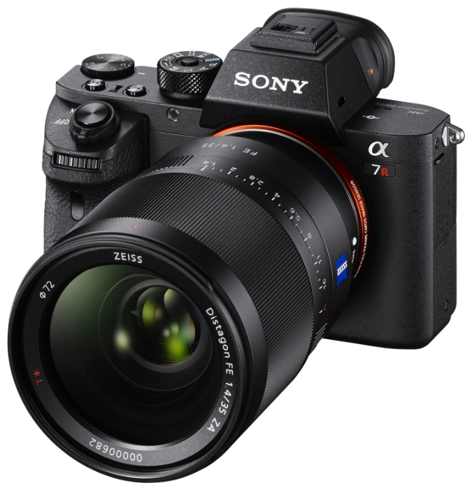 Sony Alpha A7 II (M2) (SEL-2870), black - (25 млн, 1920x1080, 5 кадр./сек, ЖК-экран: поворотный, 1230000 точек, 3 дюйма)