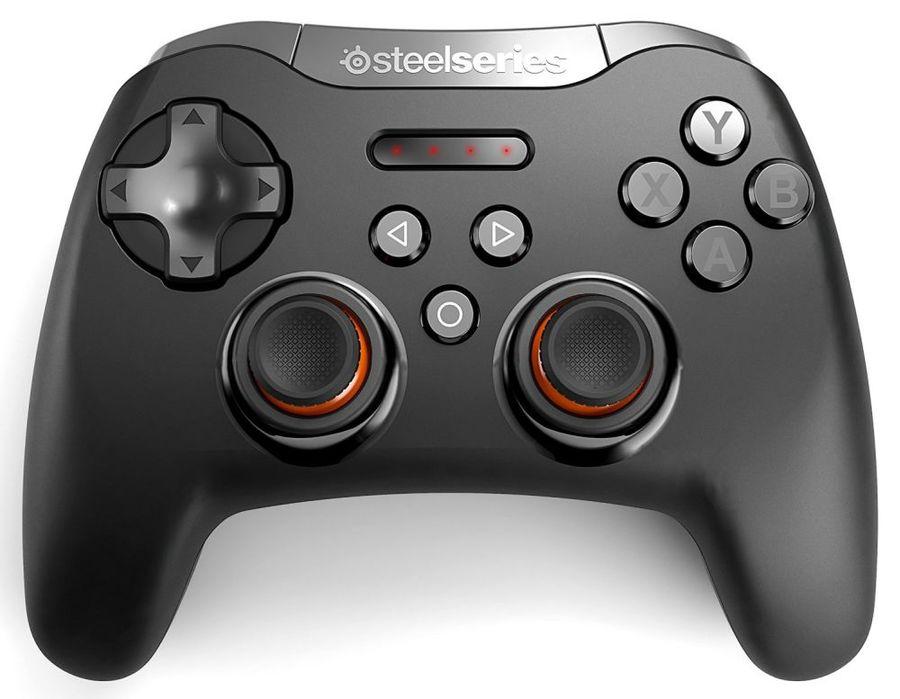 Геймпад Steelseries Stratus XL, black 69050