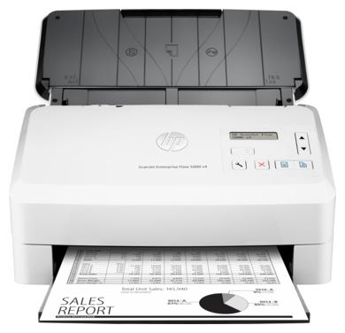 Сканер HP ScanJet Enterprise Flow 5000 S4 L2755A