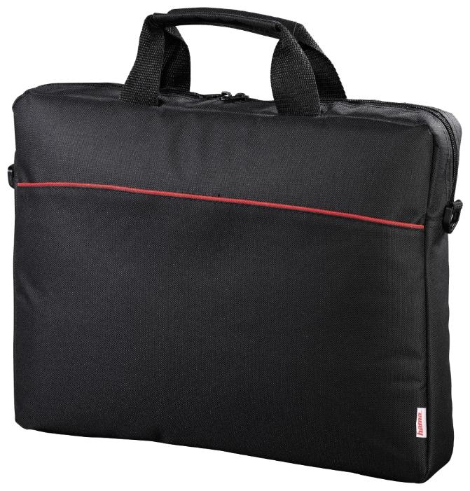 Сумка HAMA Tortuga Notebook Bag 17.3, Black 00101240