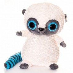 Мягкая игрушка Aurora Юху, light blue
