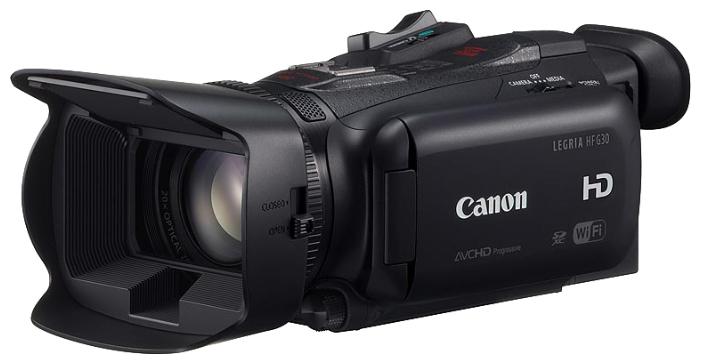 """Canon Legria HF G30 Black - (ЖК-экран: есть (3.5"""", 1230000 пикс.). Общее число пикселей: 3.09 Мпикс. Макс. разрешение фотосъемки: 1920x1080 пикс)"""