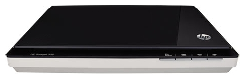 Сканер HP ScanJet 300 L2733A