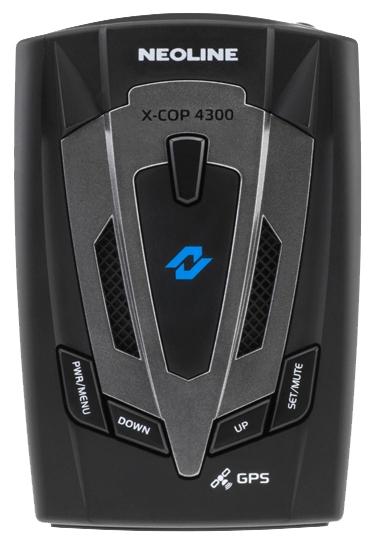 Neoline X-COP 4300 - Ultra-K, Ultra-X, режим Город: есть, режим Трасса: есть, отображение информации: светодиодный дисплей Neoline_X-COP_430