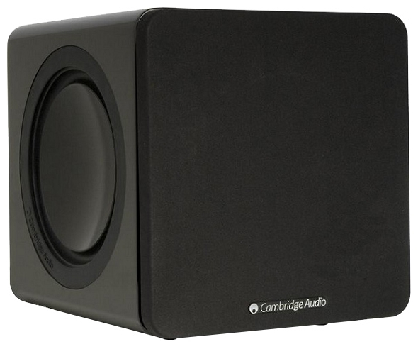 Сабвуфер Cambridge Audio Minx X201, black Minx X201 Bl