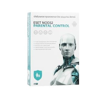 Программное обеспечение Eset Nod32 Parental Control NOD32-EPC-NS(BOX)-1-1