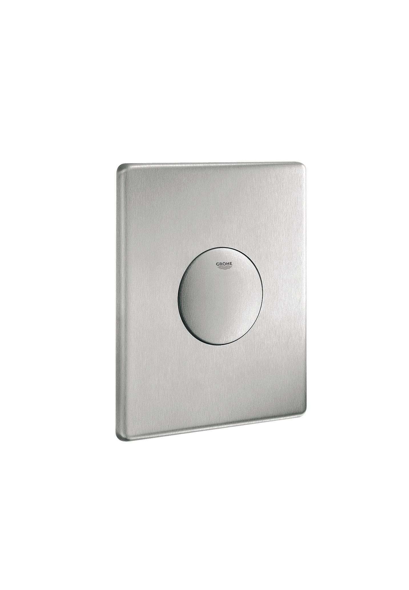 Grohe 38445SD0 Skate (1 режим смыва), нержавеющая сталь (38445SD0)