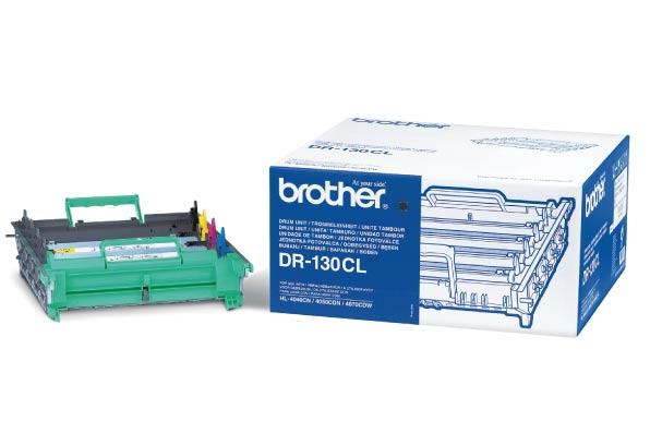 Brother DR-130CL Color - цветной; печать лазерная; на 17000 • DR130CL